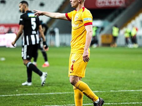 Kolovetsios & Kayserispor avoided the relegation!