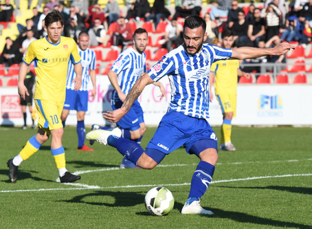 Moraitis scores on his debut for FK Budućnost Podgorica