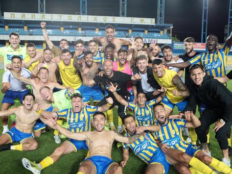 Impressive Konstantopoulos & Panetolikos avoided the relegation!