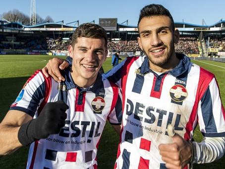 Marios Vrousai scores on his debut!