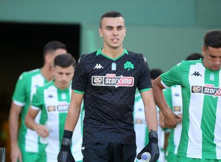 Excellent debut of Christogeorgos with Panathinaikos