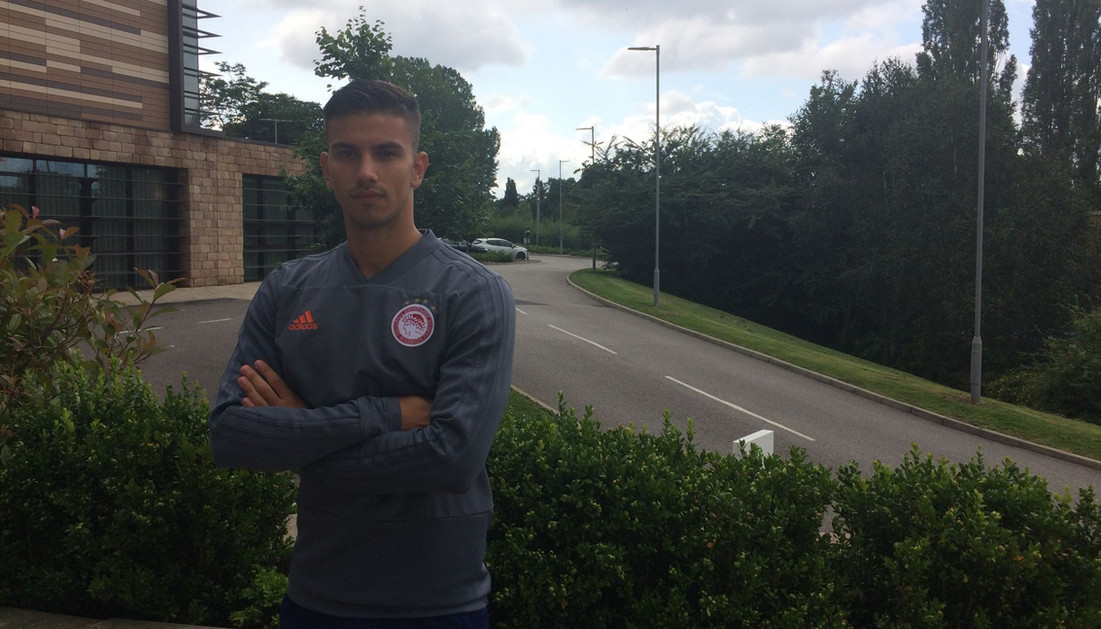 Alexandros Voilis Interview