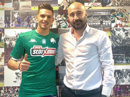 Tasos Chatzigiovanis signed contract extension to 2022