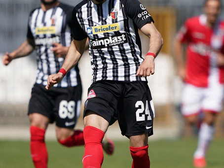 Another impressive game for Avlonitis with Ascoli