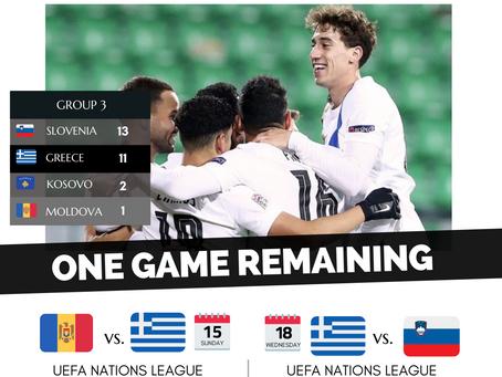 Impressive Tsimikas for Greece vs. Moldova