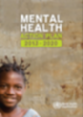 WHO - Mental Health Action Plan 2013 - 2