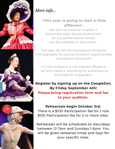 Nutcracker Auditions - More Info.png