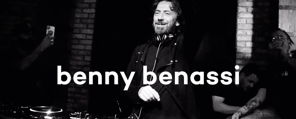 Benny Benassi at SHRINE