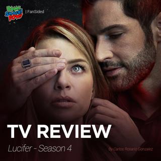 Lucifer-Season 4 Review