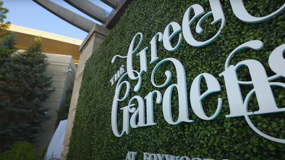 The Green Gardens at Foxwoods