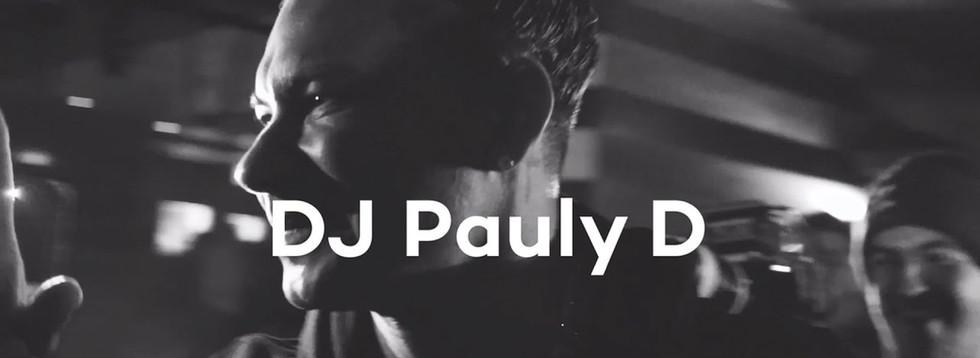 DJ Pauly D at SHRINE
