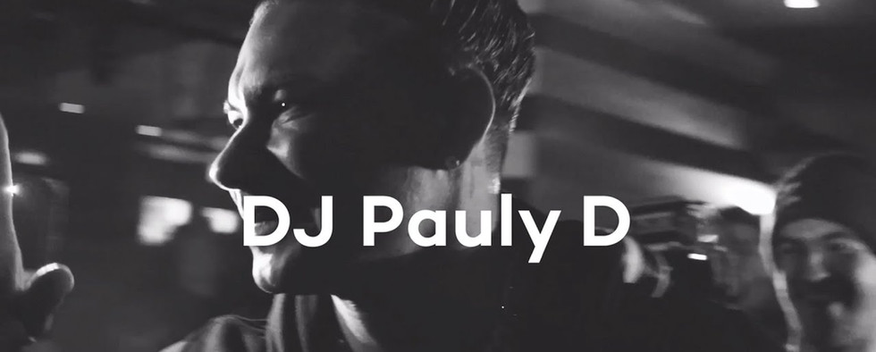 DJ Pauly D at SHRINE