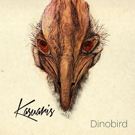 Kasuaris Dinobird Toer Thijs Thom