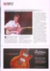 Toer Greve Tijdschrift Gitarist