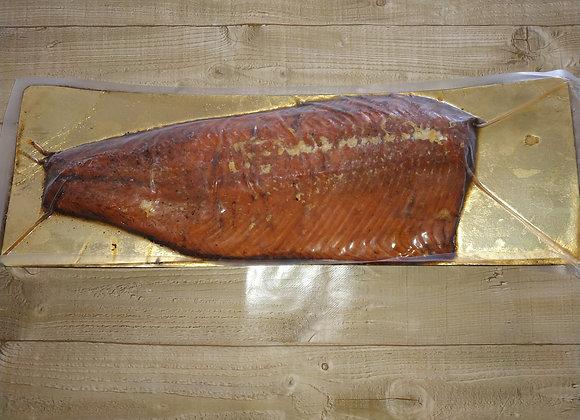 Hot Smoke Salmon