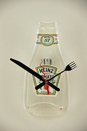 Heinz Ketchup Bottle Clock