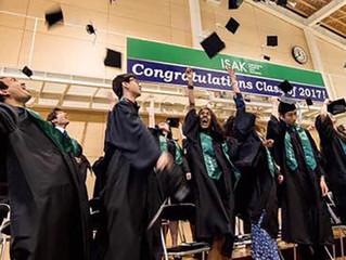 ISAKの第1期生が卒業。