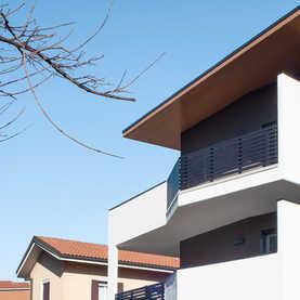 RESIDENTIAL BUILDING IN BERGAMO