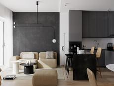 Living Area Trilocale