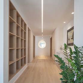 PRIVATE HOUSE RENOVATION IN BERGAMO