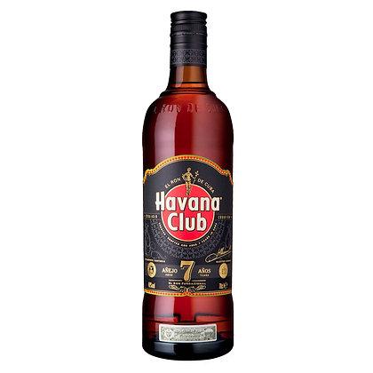 Havana 7 años 700 ml