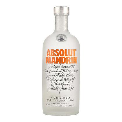 Absolut Mandarin 750 ml