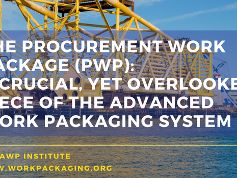 Integrating Procurement within AWP: Insights from a Practitioner