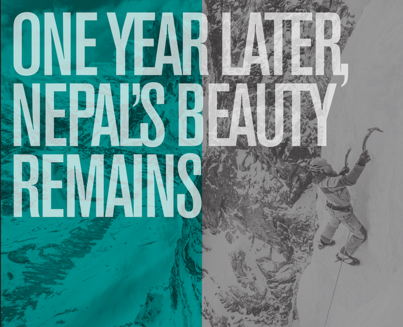 NEPAL x Camp4