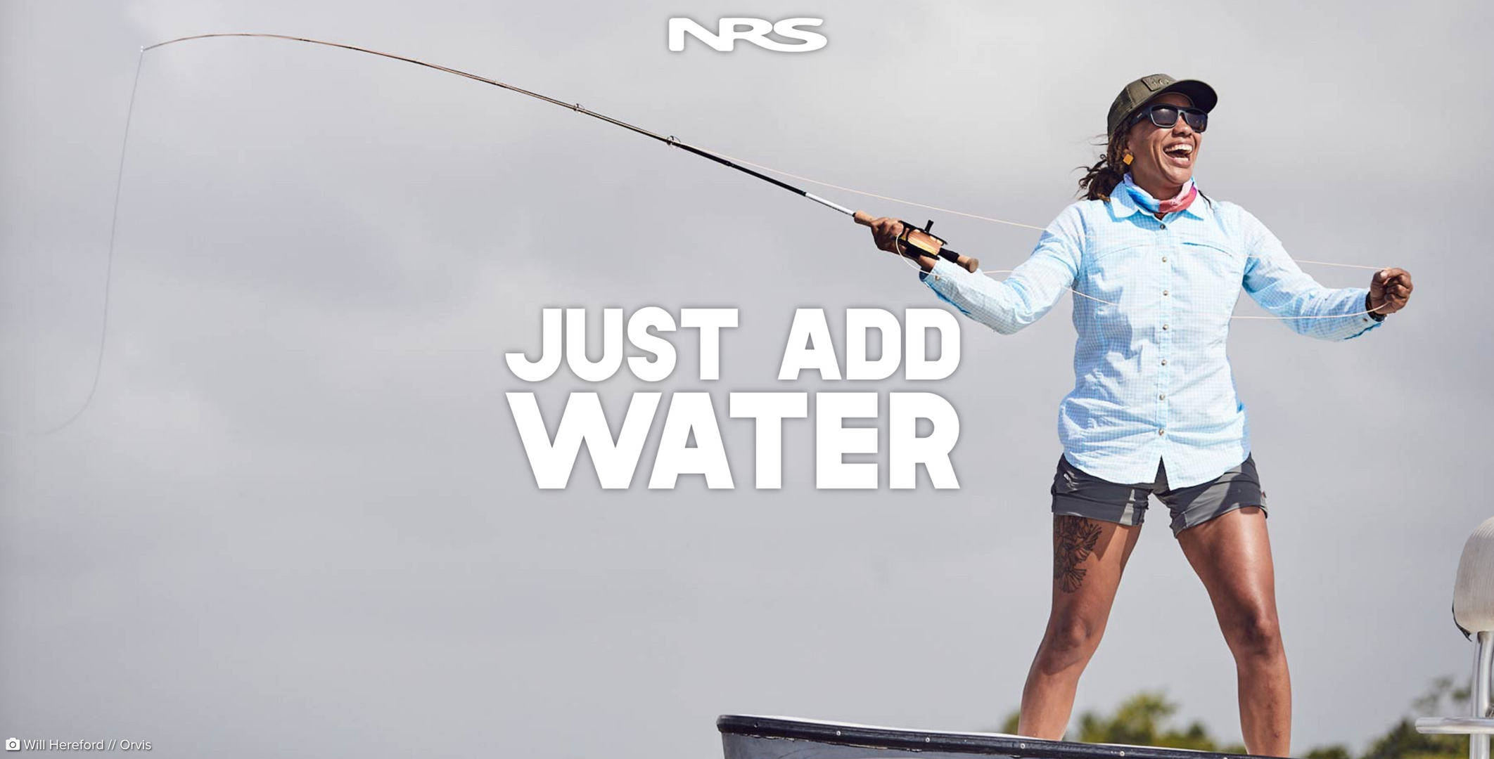 NRS x Just Add Water