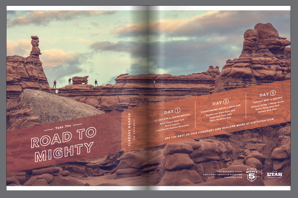 UTAH x Road To Mighty