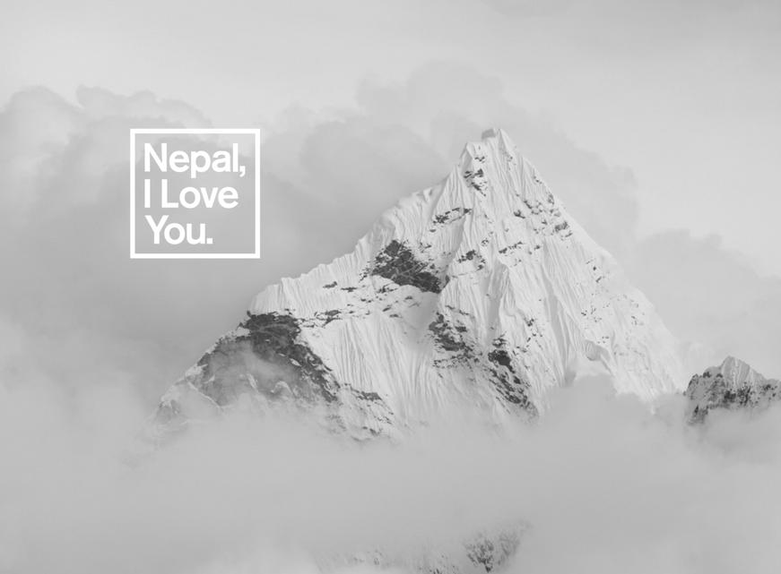 NEPAL x I Love You