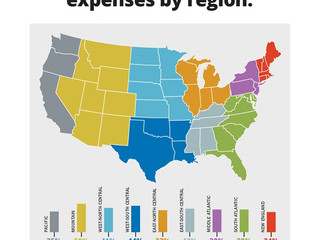 Percentage of Churches with Income Exceeding Expenses