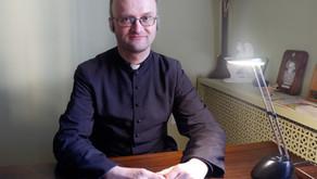 Интервью с о. Александром Коробцовым.