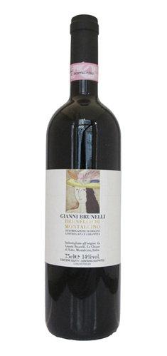 GIANNI BRUNELLI Brunello di Montalcino