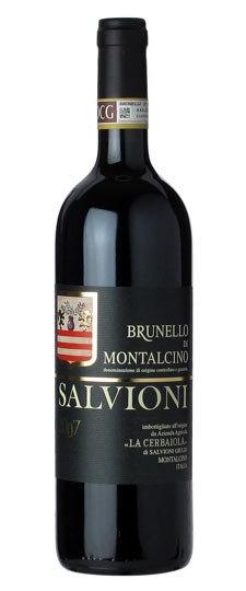 SALVIONI Brunello di Montalcino