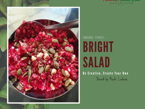 Bright Yum Salad