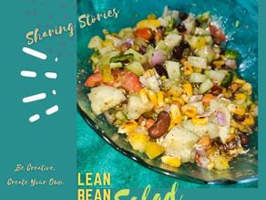 Healthy Lean Bean Salad