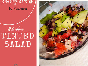 Refreshing Tinted Salad