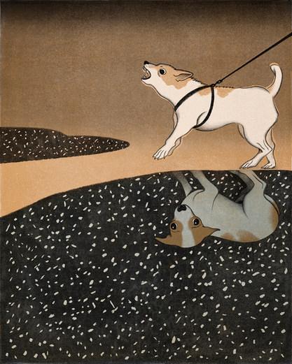 New Yorker - Bad Dog