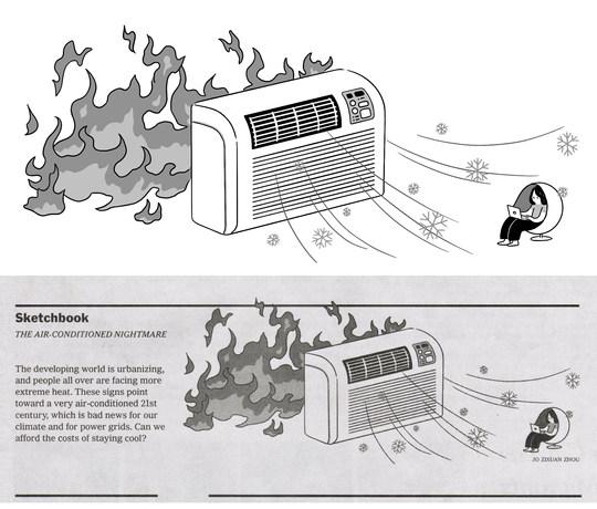 NYT Sketchbook