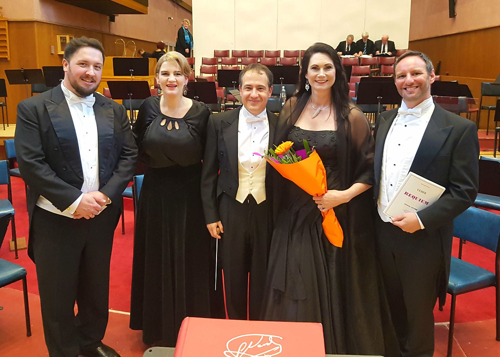 Verdi Requeim Napier Civic Choir 2018