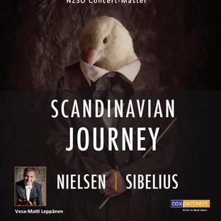 Scandinavian Journey - Nielsen/Sibelius - Orchestral 3
