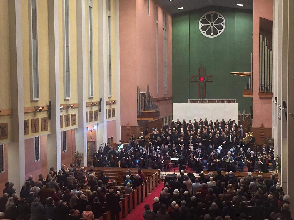 Napier Civic Choir Mahler 2018