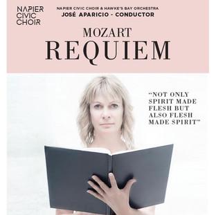 Requiem - A Choral Concert Celebrating Mozarts Final Year.