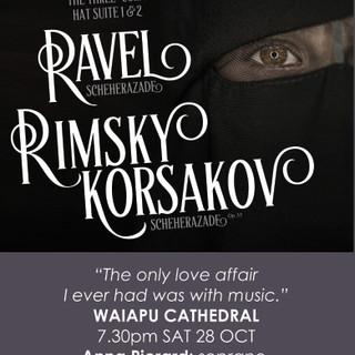 Falla/Ravel/Rimsky Korsakov - Orchestral 3