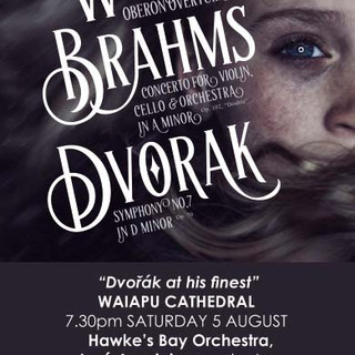 Weber/Brahms/Dvorak - Orchestral 2