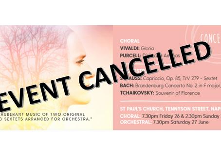 Covid Cancellation