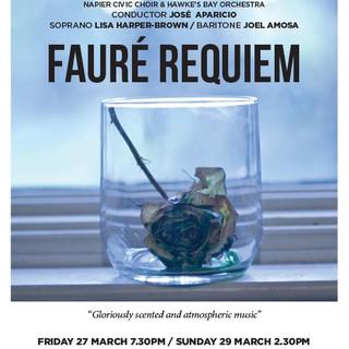 Fauré Requiem - Choral 1