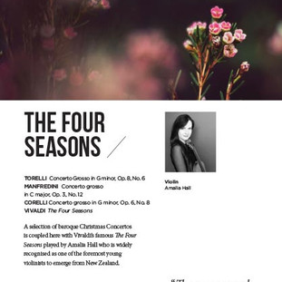 The Four Seasons - Orchestral 4