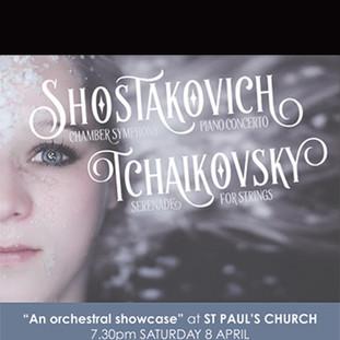 Shostakovich/Tchaikovsky - Orchestral 1